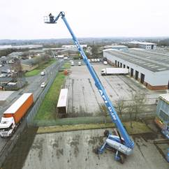 Press Release - AFI Purchases Two Of The Worlds Largest Boom Lifts