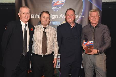 Wilson Access supports British Sign Awards