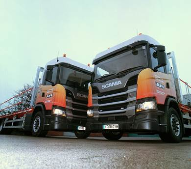 AFI's delivery fleet is Ultra Low Emission Zone Ready