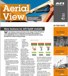 AFI Aerial View July 2018
