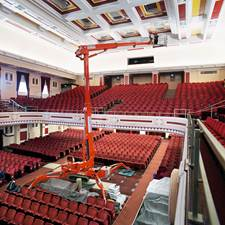 Press Release - Wilson Access Track Mount Gives A Brilliant Performance At Concert Venue