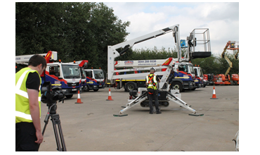 Press Release - AFI Produces Machine Familiarisation Videos For Truck and Track Mounts